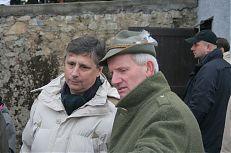 Premier Jan Fischer na Dvořišti.