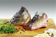 Hlavy kapra využijeme k přípravě rybí polévky.