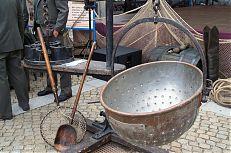Rybářské slavnosti představují rybářství jako řemeslo.