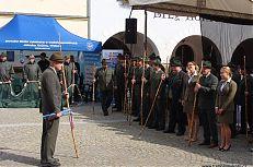 Rybářské slavnosti v Třeboni 2014 - sobota 23. 8. Masarykovo náměstí v Třeboni