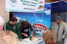 Chcete ryby bez kostí? Studenti z Třeboně Vám je vykostí.