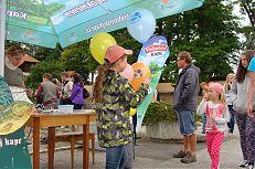 Dětský koutek na třeboňských sádkách o RS 2014
