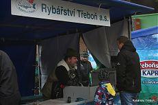 Prodej živých ryb