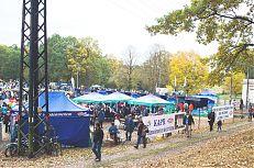 Výlov rybníka Rožmberk 2017